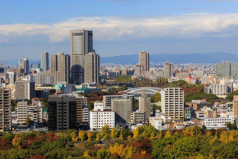 Osaka, Japon photo stock