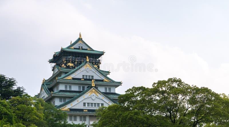Osaka kasztel zdjęcia stock
