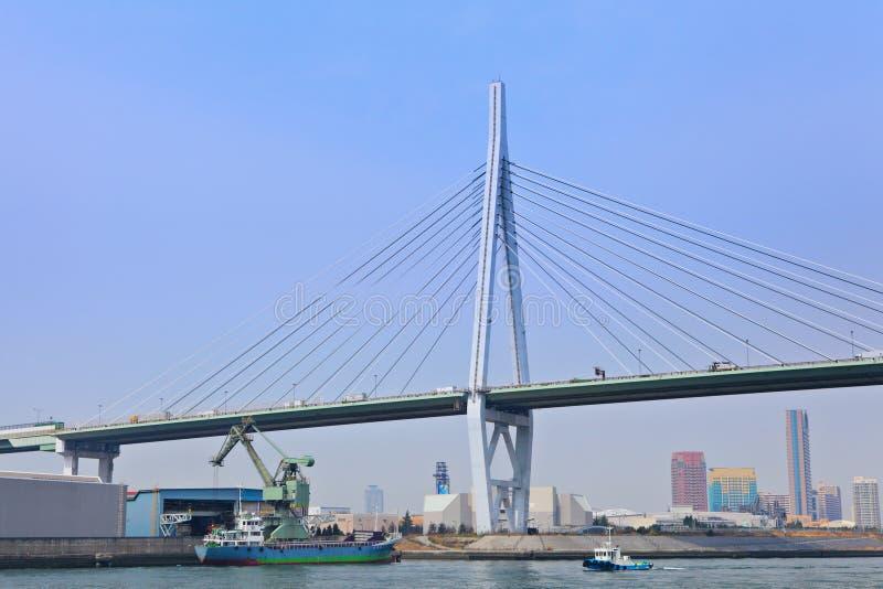 Osaka Port photos libres de droits