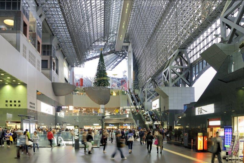Osaka Station City images stock