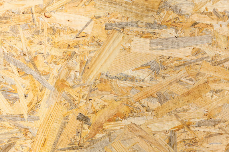 Osb wood texture royalty free stock image