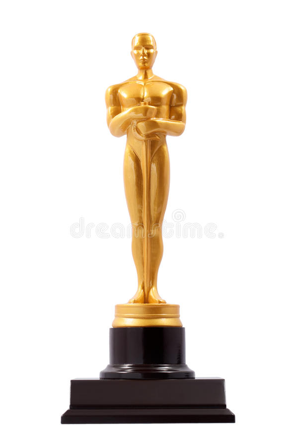 Oscar royalty-vrije stock foto's
