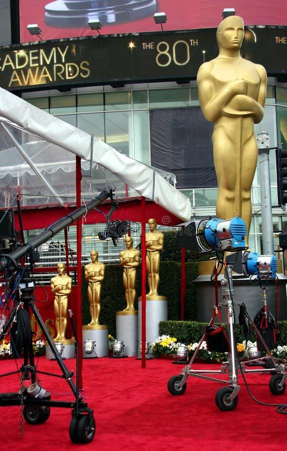 Free Oscar, Academy Award Stock Image - 4405601