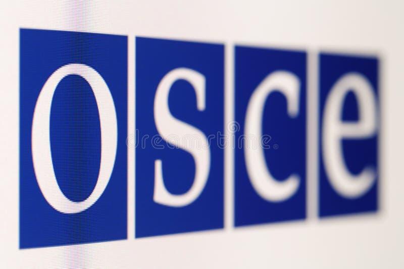 OSCE стоковое изображение rf