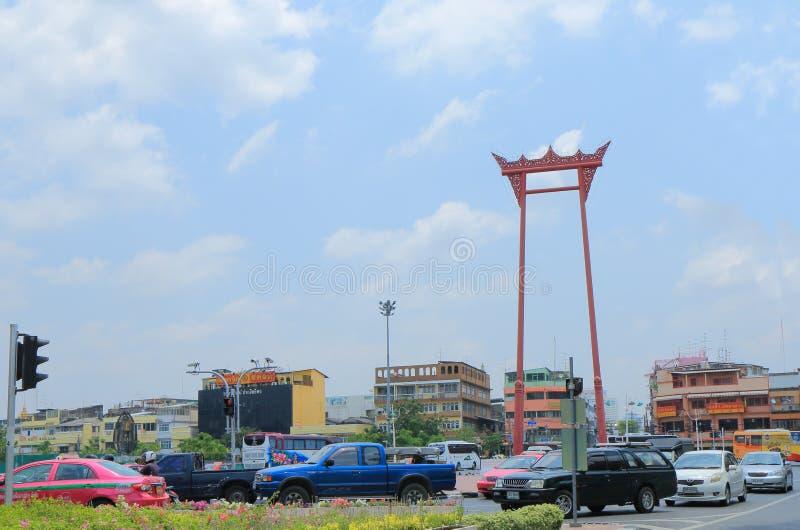 Oscilación gigante Bangkok Tailandia imagen de archivo