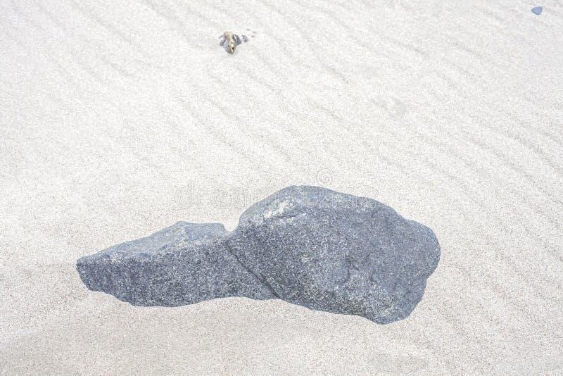 Oscile en una playa, fondo abstracto de la naturaleza fotos de archivo libres de regalías