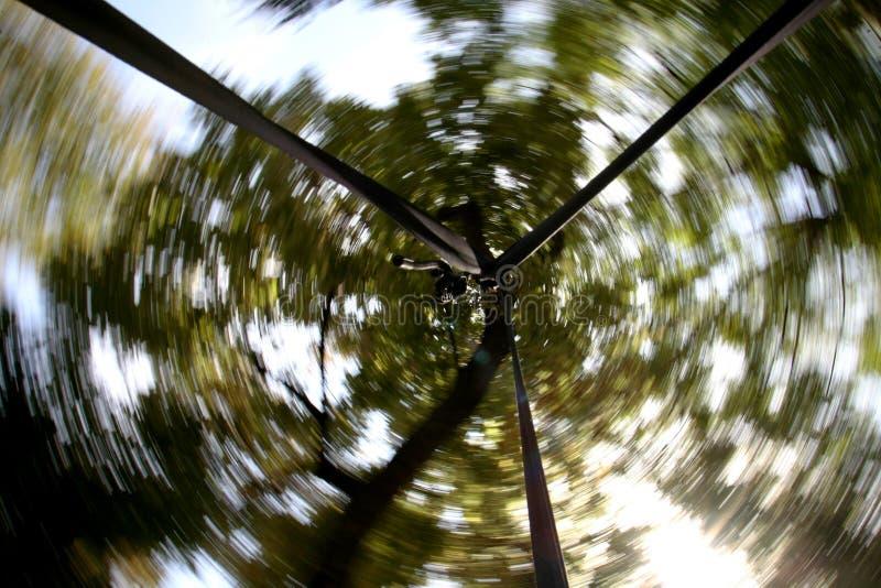 Oscillation de rotation photos libres de droits
