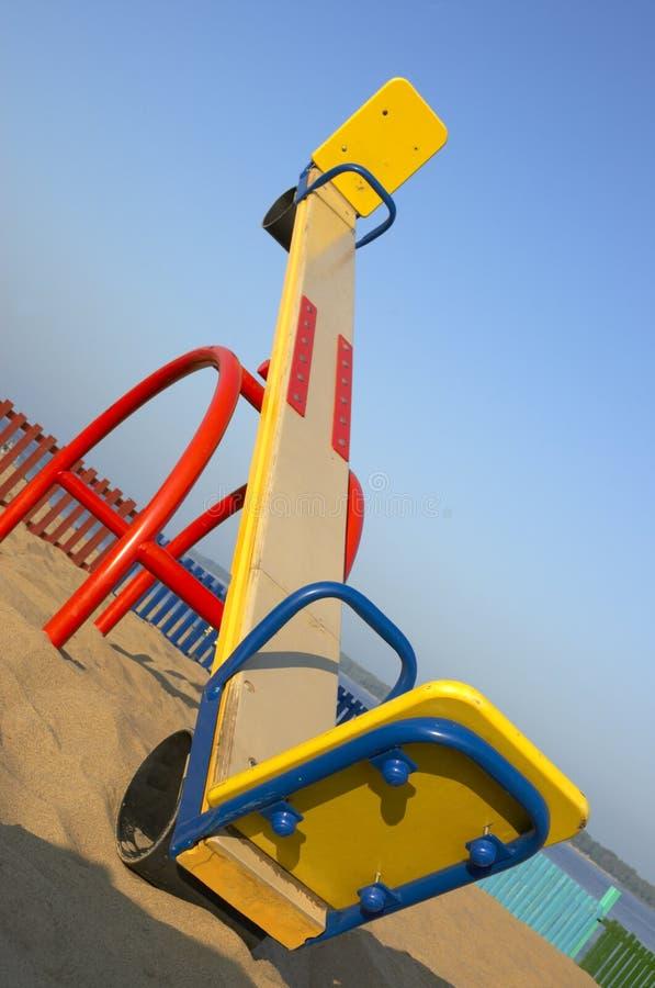 Download Oscillazione Sulla Spiaggia Immagine Stock - Immagine di vacanza, colori: 204675