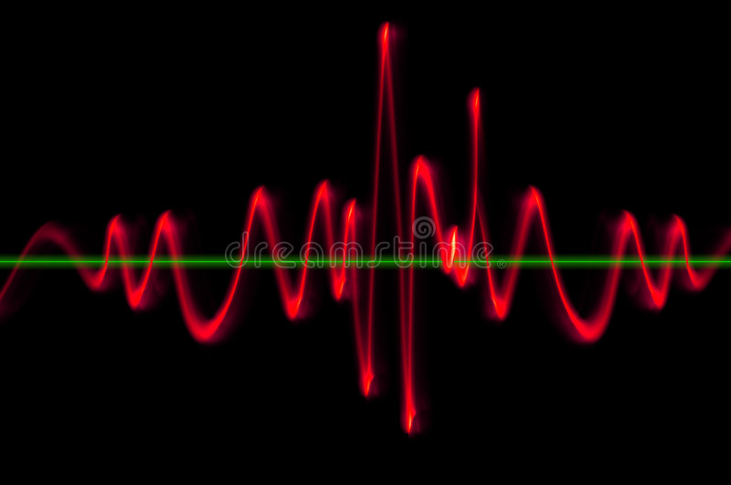 Download Oscilloscope Royalty Free Stock Photos - Image: 2269358
