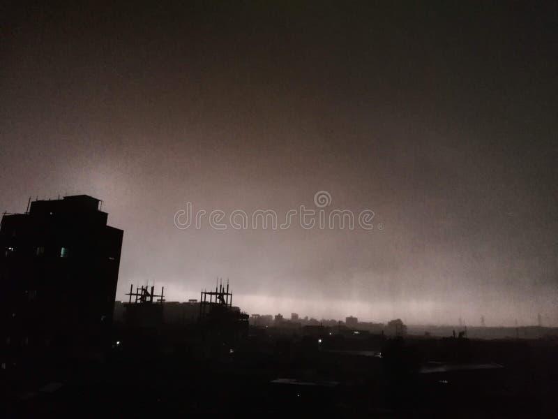 oscuridad foto de archivo