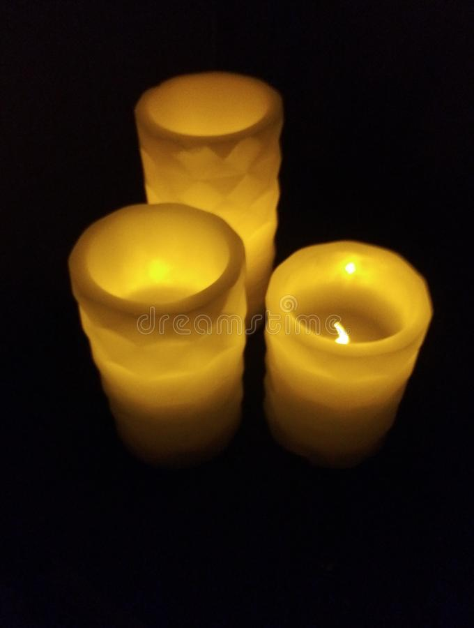 Oscuridad ligera fotos de archivo libres de regalías