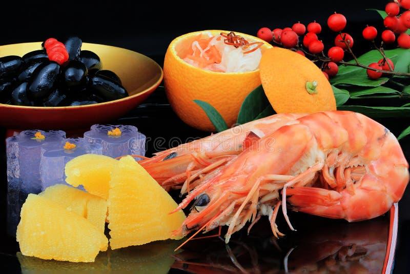 Download Osechi ryouri stock image. Image of herring, japanese - 40363019