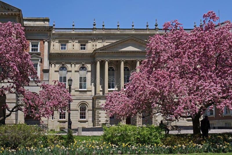 Osgoode Hall Court House fotos de archivo