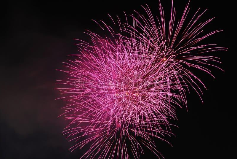 osiągnięcia świętowania fajerwerków znaczyć zdjęcia stock