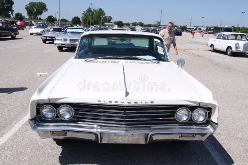 osiem dziewiećdziesiąt oldsmobile zdjęcie royalty free