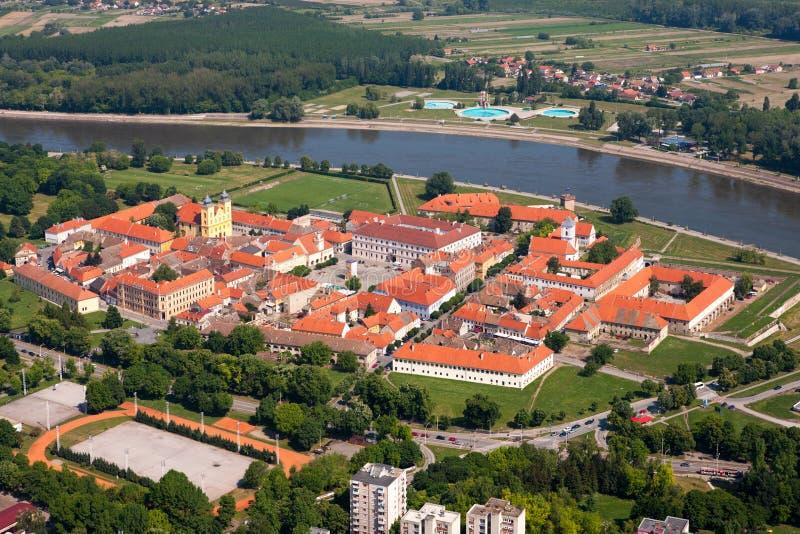 Osijek image stock