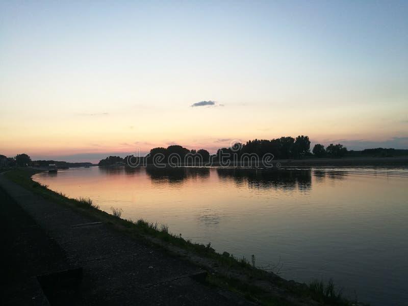 Osijek, Croatie image stock