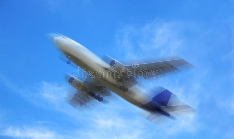 oskarpt flygplan arkivfoto