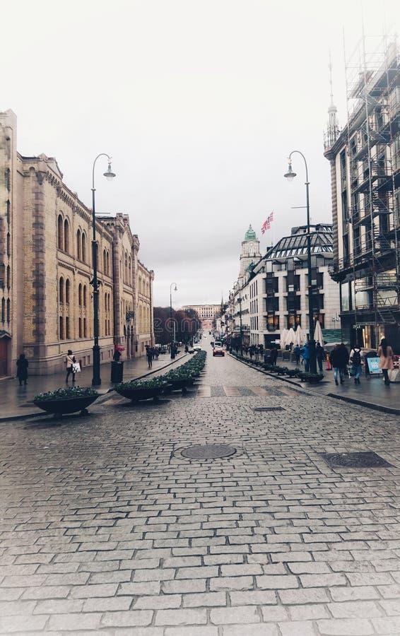 Oslo foto de stock royalty free