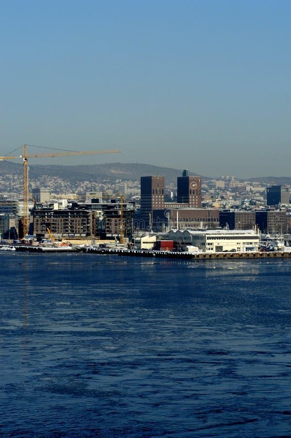 Oslo stock afbeelding