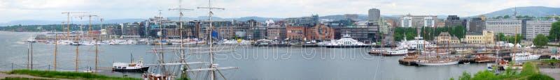 Oslo stockfoto