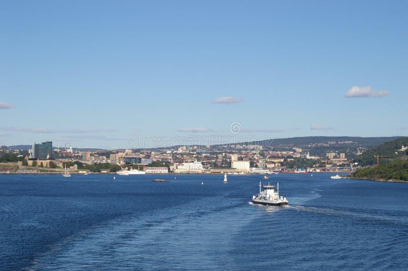 Oslo royalty-vrije stock foto's