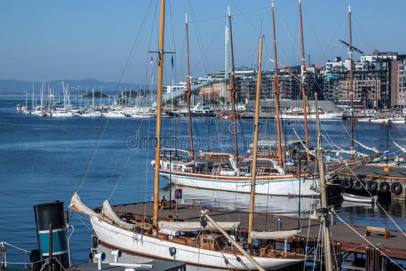 Oslo stockbilder