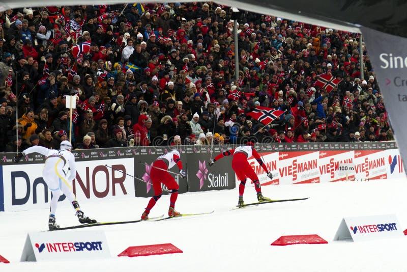 Oslo - FEB 24: FIS Nordic World Ski Championship,