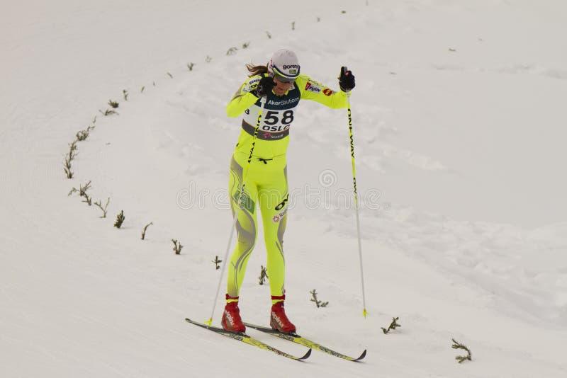 Download Oslo - FEB 24: FIS Nordic World Ski Championship, Editorial Stock Photo - Image: 18565283