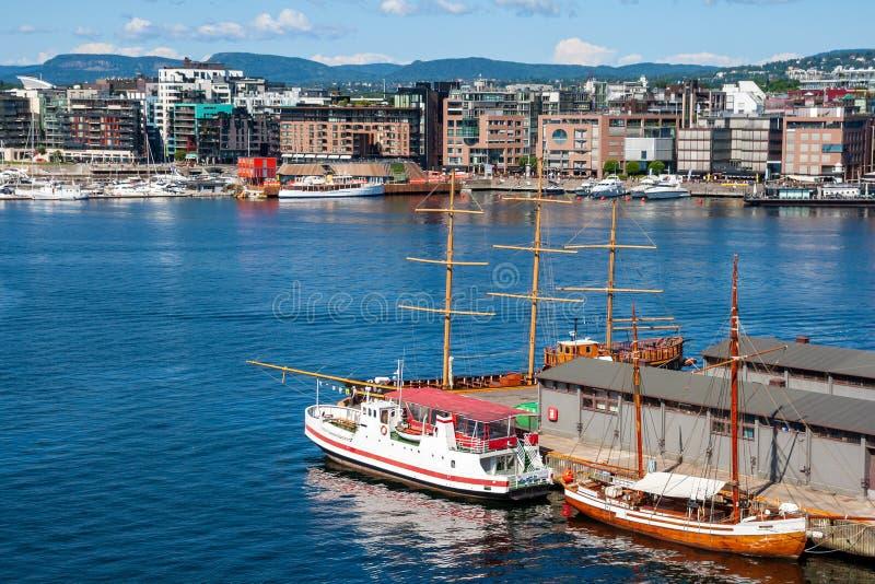 . Oslo, Noruega fotografía de archivo