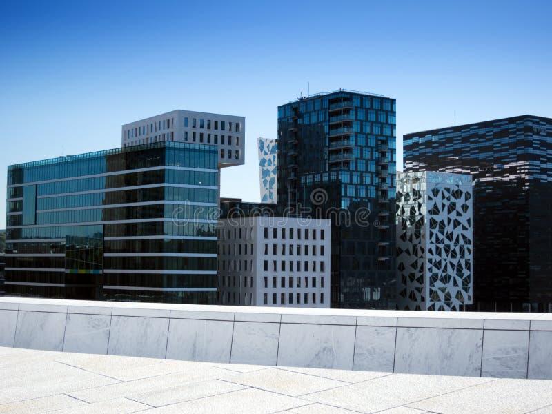Oslo, Noruega imagenes de archivo