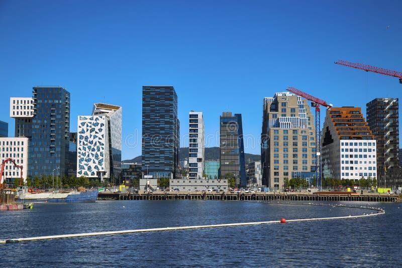 Oslo, Norvège photos libres de droits