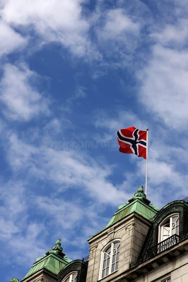 Oslo, Norvège image stock