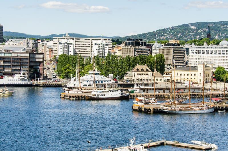 Oslo schronienie obraz stock