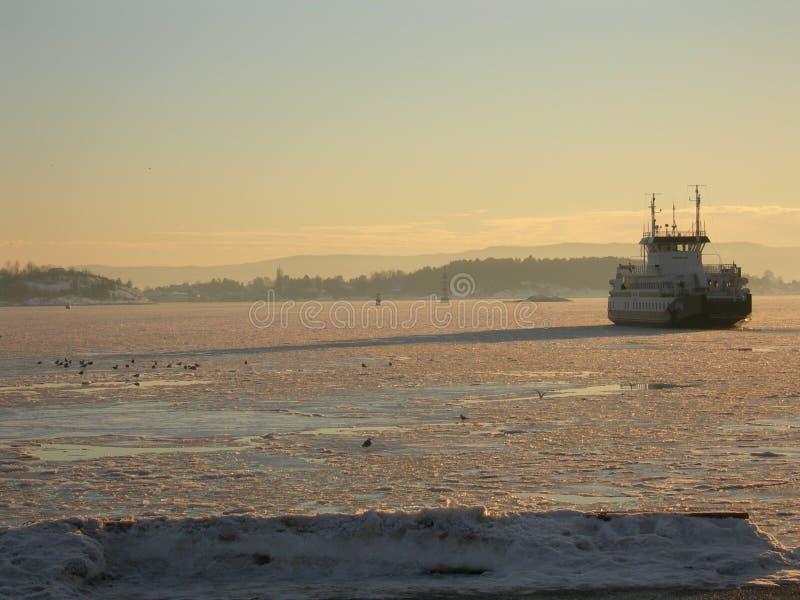 Download Oslofjord стоковое фото. изображение насчитывающей waterfront - 491254