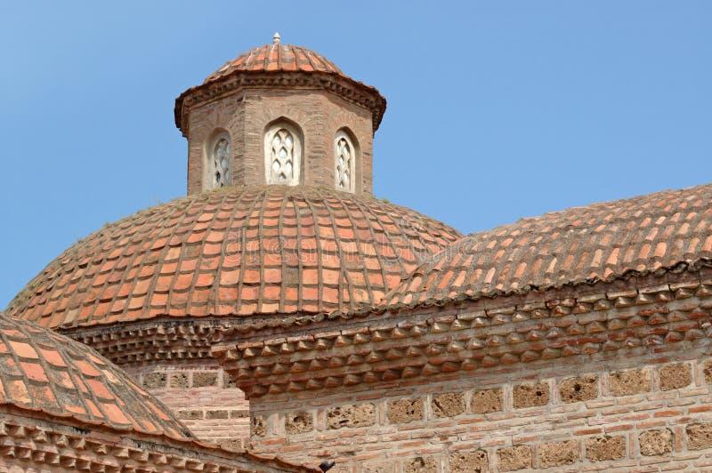 Osmanearchitektur, Nicea, die Türkei stockbild