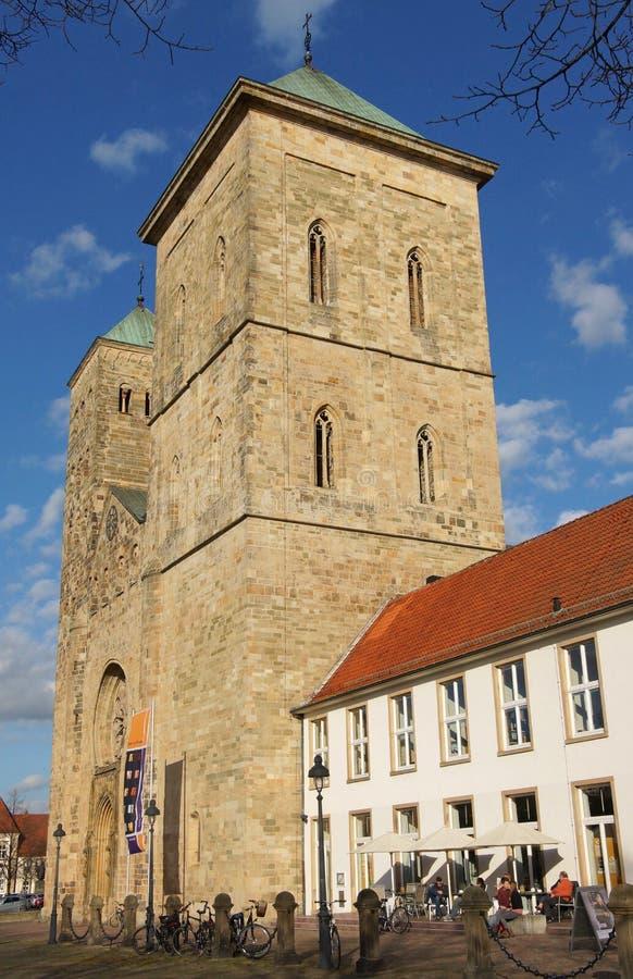 Osnabrueck, Deutschland lizenzfreie stockfotos