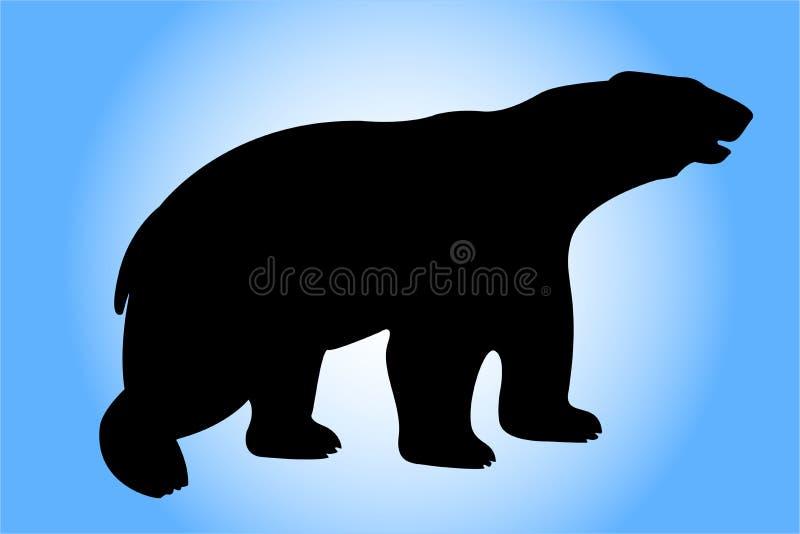 Oso polar libre illustration