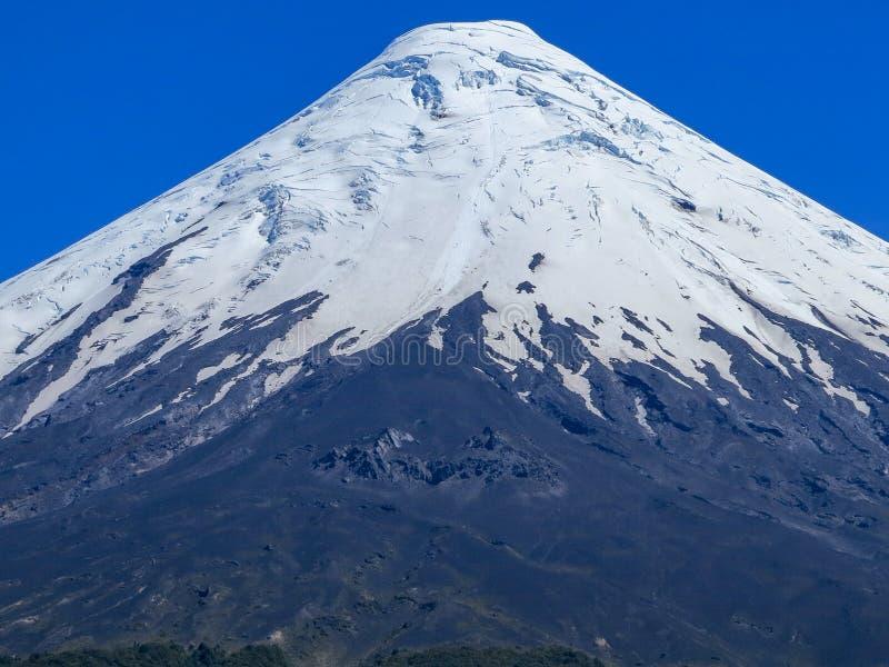 Osorno vulcan, chile imagen de archivo libre de regalías