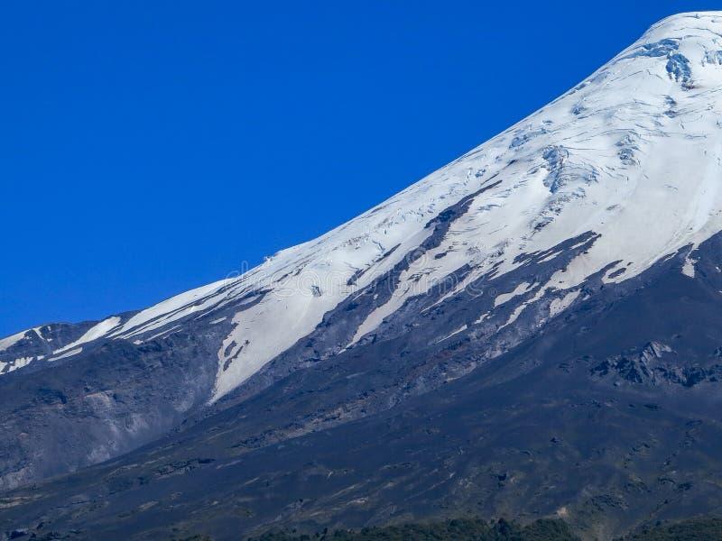 Osorno vulcan, chile fotos de archivo