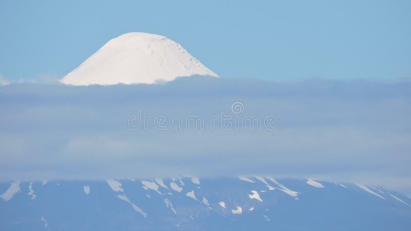Osorno wulkan zdjęcia royalty free