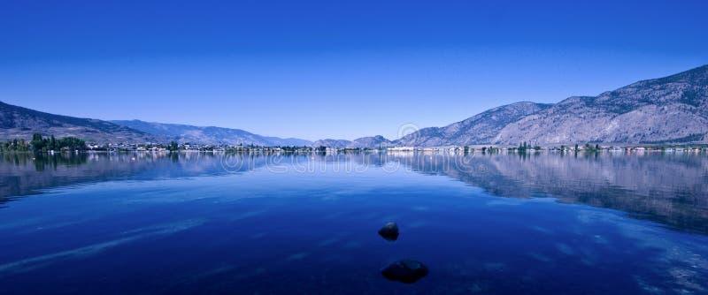 osoyoos λιμνών στοκ εικόνες