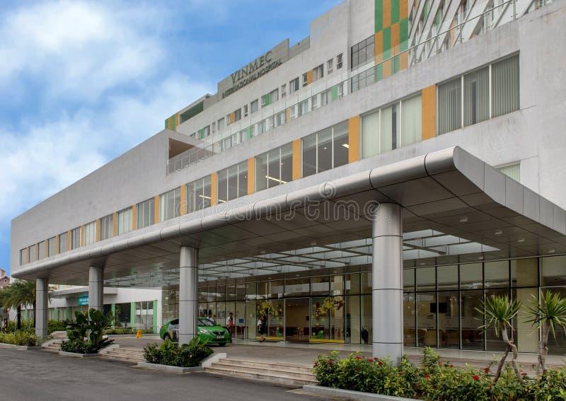 Ospedale internazionale di VinMec, Da Nang, Vietnam fotografia stock libera da diritti