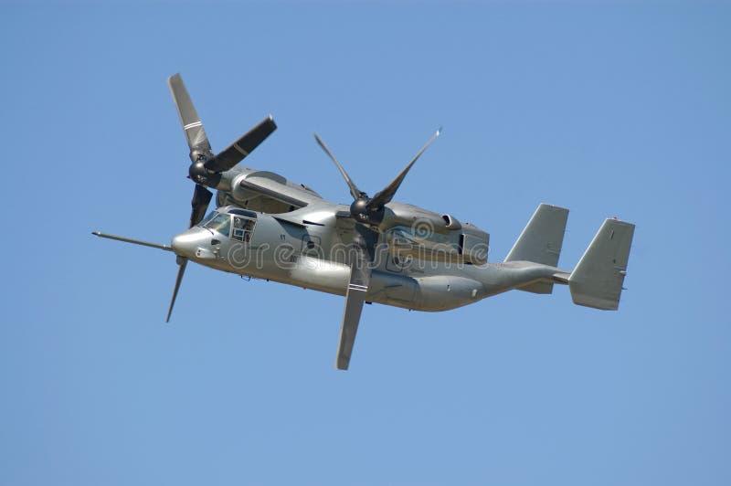 osprey 22 вертолетов v стоковые фотографии rf