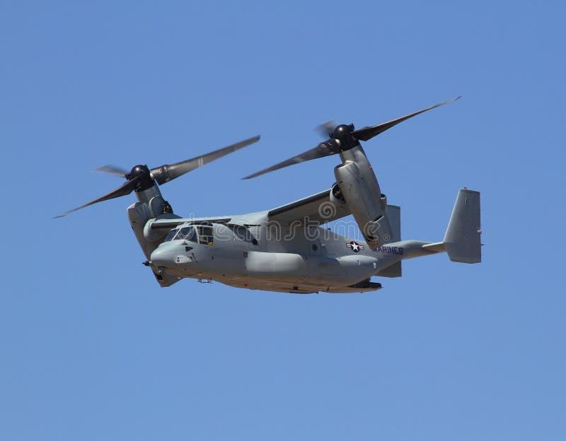 Osprey de Bell Boeing MV-22 fotos de stock