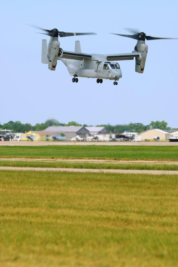 Osprey V22 photos libres de droits