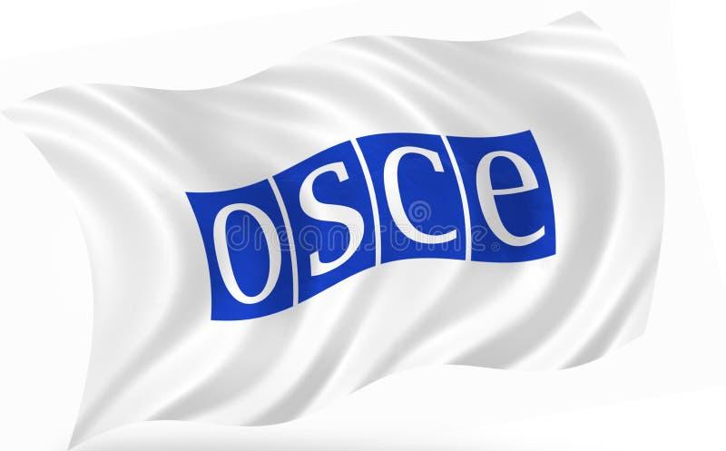OSSE royaltyfri illustrationer