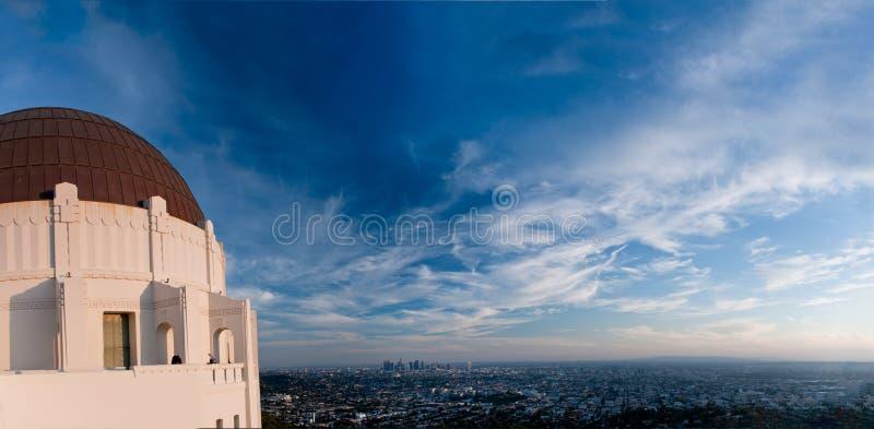 Osservatorio del Griffith immagine stock