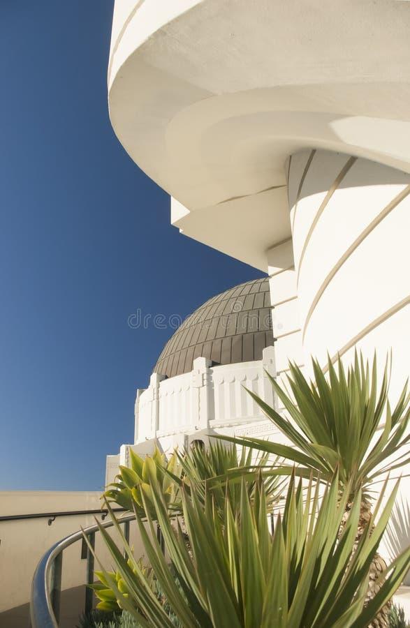 Osservatorio di Griffith Park immagine stock
