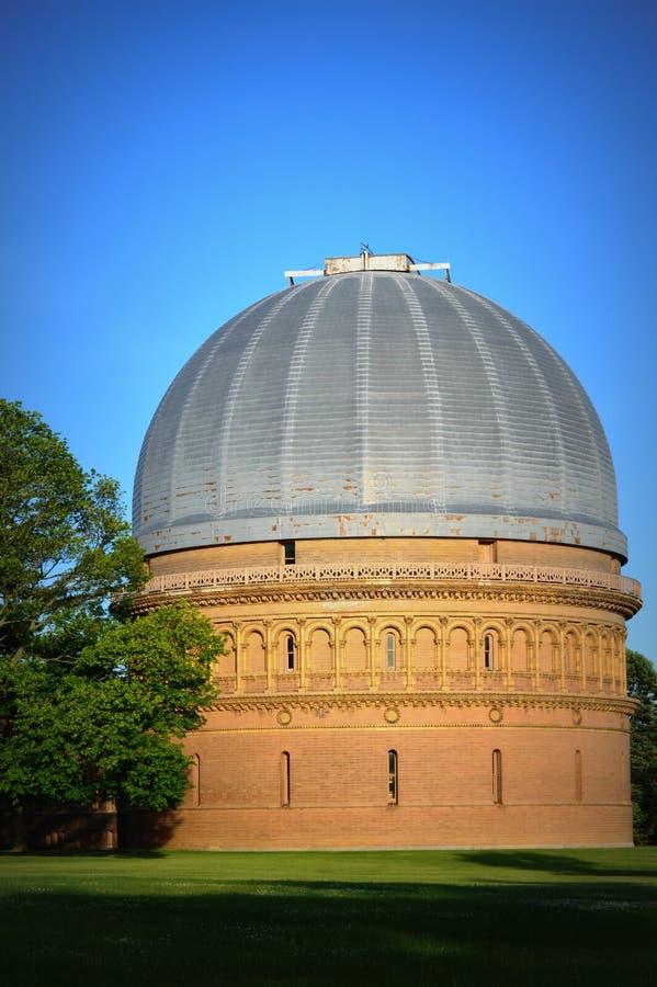 Osservatorio di Yerkes fotografie stock libere da diritti